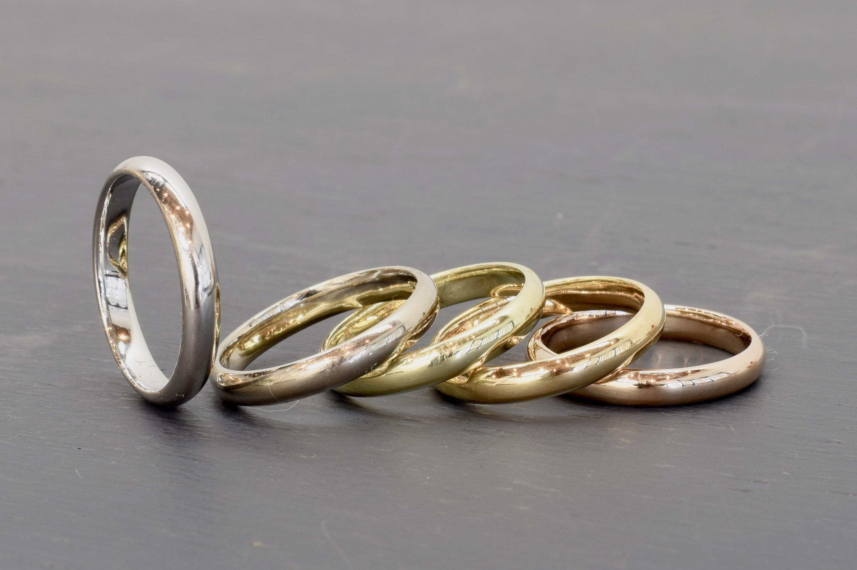 結婚指輪を選ぶ時に聞くK18ってなに?