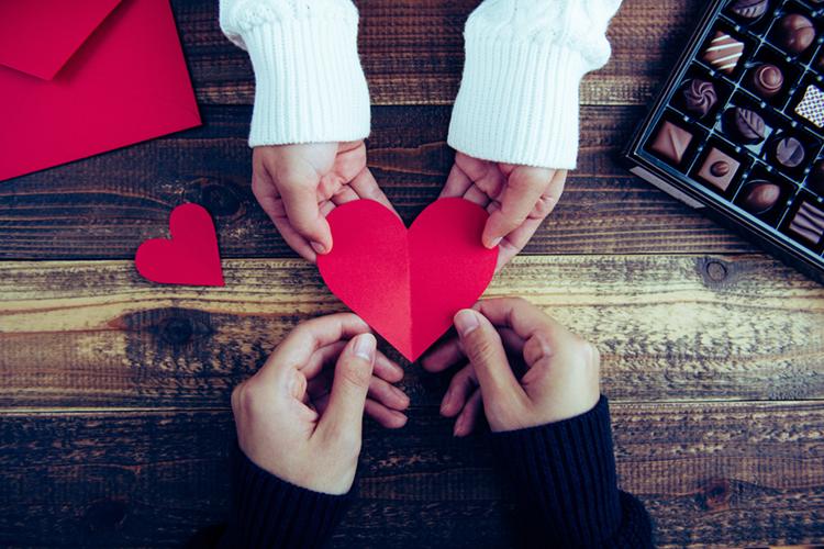 恋人たちの記念日、バレンタインデー。ペアリングで思い出作りを