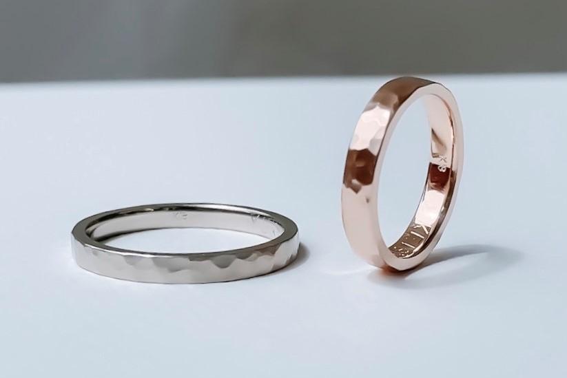 手作り結婚指輪って、どうなの??
